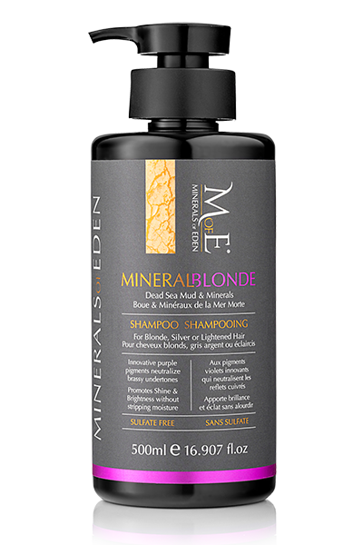 Mineral Blonde Shampoo