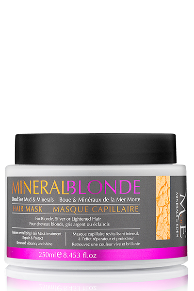 Mineral Blonde Hair Mask
