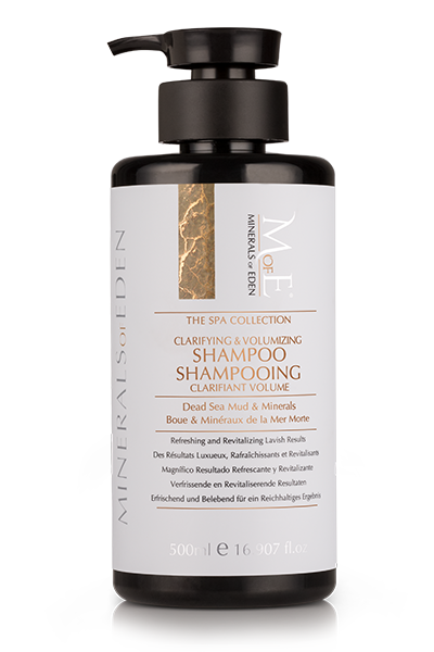 Clarifying & Volumizing Shampoo